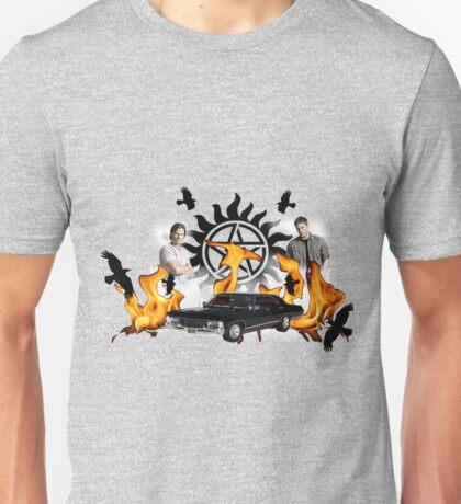 supernatural 10 Unisex T-Shirt