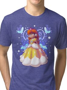Classic Princess Daisy Tri-blend T-Shirt