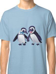 Dapper Penguins Classic T-Shirt