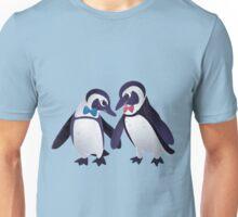 Dapper Penguins Unisex T-Shirt