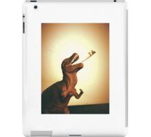 Smoking Dinosaur iPad Case/Skin