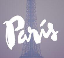 Paris Europe Great landscape Sticker