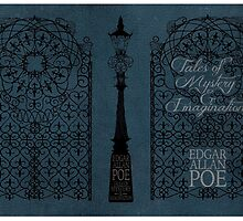 Classic Titles Notebook - Poe by Catie Atkinson