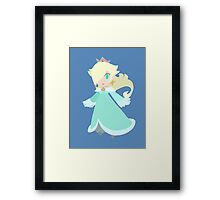 Little Rosalina Framed Print