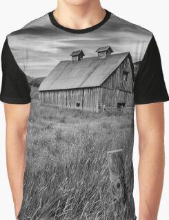 Be & Dubya Barn Graphic T-Shirt