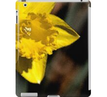 A Bright Spot on a Bad Day iPad Case/Skin