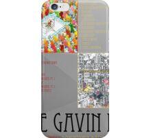 Dance Gavin Dance Discography  iPhone Case/Skin
