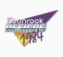 Ebonrook Designs 1984 Baby Tee