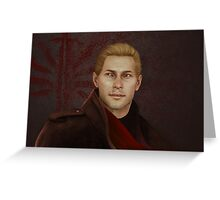 Cullen Greeting Card