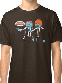Mr. Meeseeks - Pulp Fiction parody Classic T-Shirt