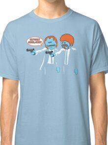 Mr. Meeseeks - Pulp Fiction parody Classic T-Shirt