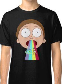 Morty  Rainbow Classic T-Shirt