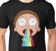 Morty  Rainbow Unisex T-Shirt