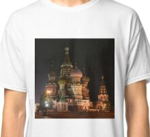 ST BASIL'S CATHEDRAL Classic T-Shirt
