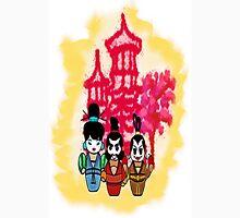 Chien po Ling and Yao Mamiji  Unisex T-Shirt