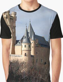 SEGOVIA CASTLE Graphic T-Shirt