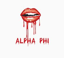 Alpha Phi Drip Tank Top