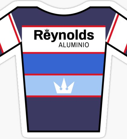 Retro Jerseys Collection - Reynolds Sticker