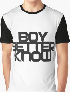 BBK | Boy Better Know | Official Graphic T-Shirt