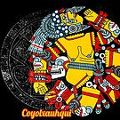 Coyolxauhqui by TheBeksor