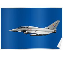 41 Squadron Typhoon Poster