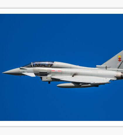 41 Squadron Typhoon Sticker