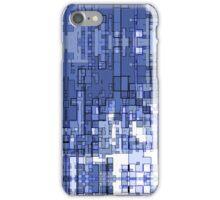 Summer Rain med iPhone Case/Skin