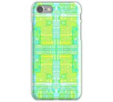 Fade Away med iPhone Case/Skin