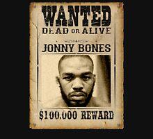 Jon Jones Wanted Poster Unisex T-Shirt