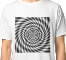 circular-spiral Classic T-Shirt