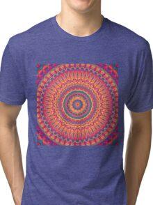 Mandala 8  Tri-blend T-Shirt