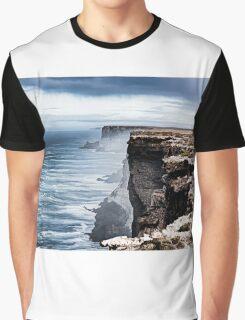 Great Australian Bight. Graphic T-Shirt