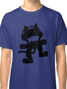 Monstercat | Black Logo | White Background | High Quality Classic T-Shirt