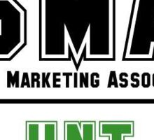 UNT Sports Marketing Association Sticker