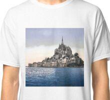 LE MONT ST MICHEL 2 Classic T-Shirt