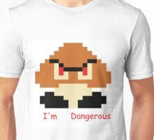 """I'm Dangerous"" Gooma Pixel Art Unisex T-Shirt"