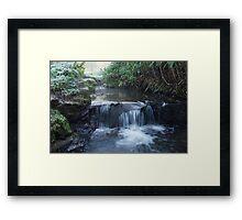 Belvoir Falls Framed Print