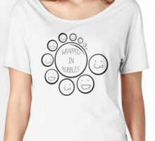 Wrapped In Bubbles Women's Relaxed Fit T-Shirt