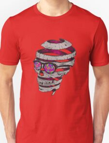 Trippy Skull Unisex T-Shirt