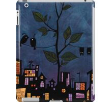 Birds & Bats  iPad Case/Skin