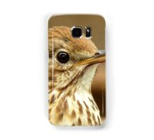 I'm As Beautiful As My Song Is..! - Song Thrush - NZ Samsung Galaxy Case/Skin