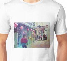 Cowboy in Chinatown Unisex T-Shirt