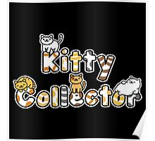 Kitty Collector Poster