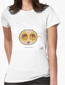 Profiterole Vision Womens Fitted T-Shirt
