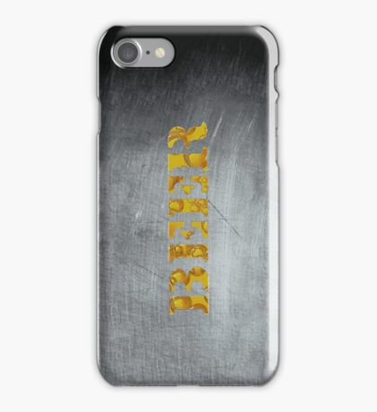 Beer (Metal) iPhone Case/Skin