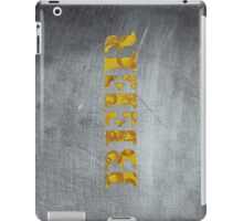 Beer (Metal) iPad Case/Skin