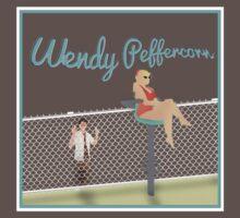 Wendy Peffercorn (The Sandlot) One Piece - Short Sleeve