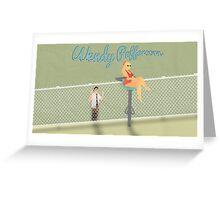 Wendy Peffercorn (The Sandlot) Greeting Card