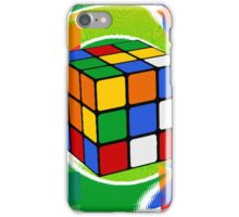 Rubik's Cube 2 iPhone Case/Skin