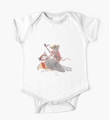 Riding Into Battle One Piece - Short Sleeve